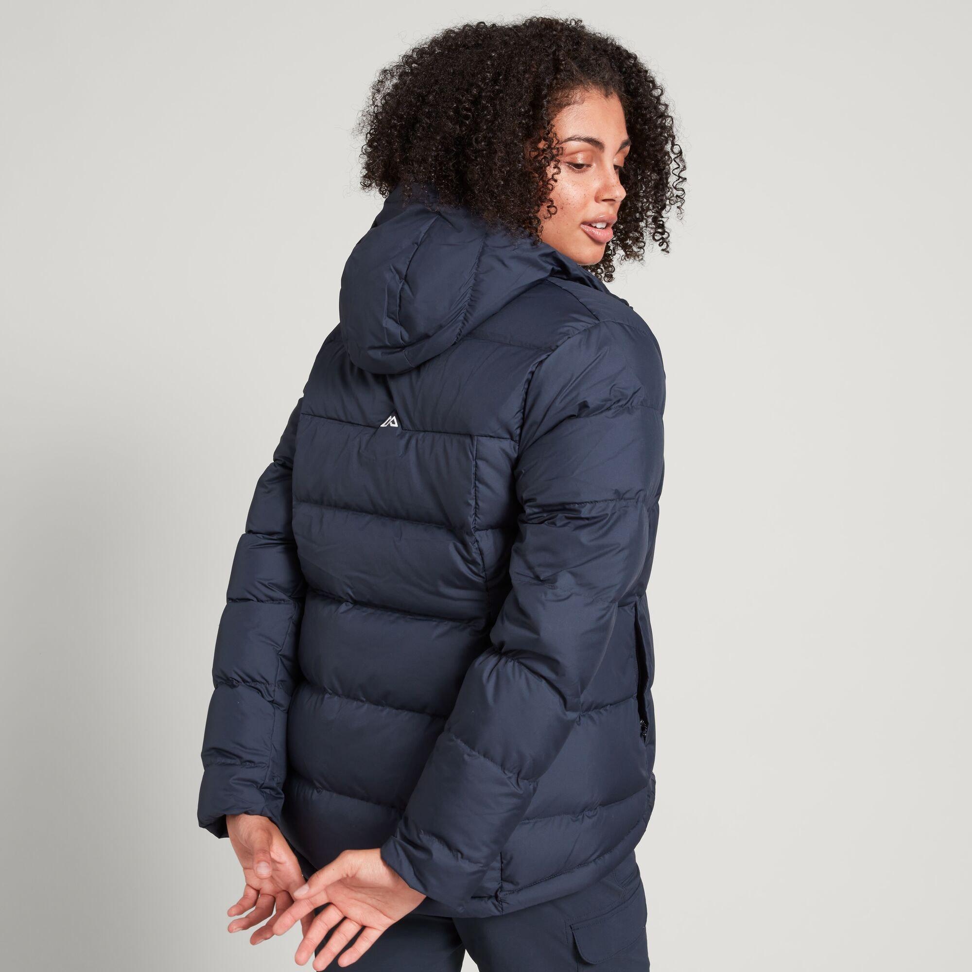 thumbnail 15 - NEW Kathmandu Epiq Womens Hooded Down Puffer 600 Fill Warm Outdoor Winter Jacket