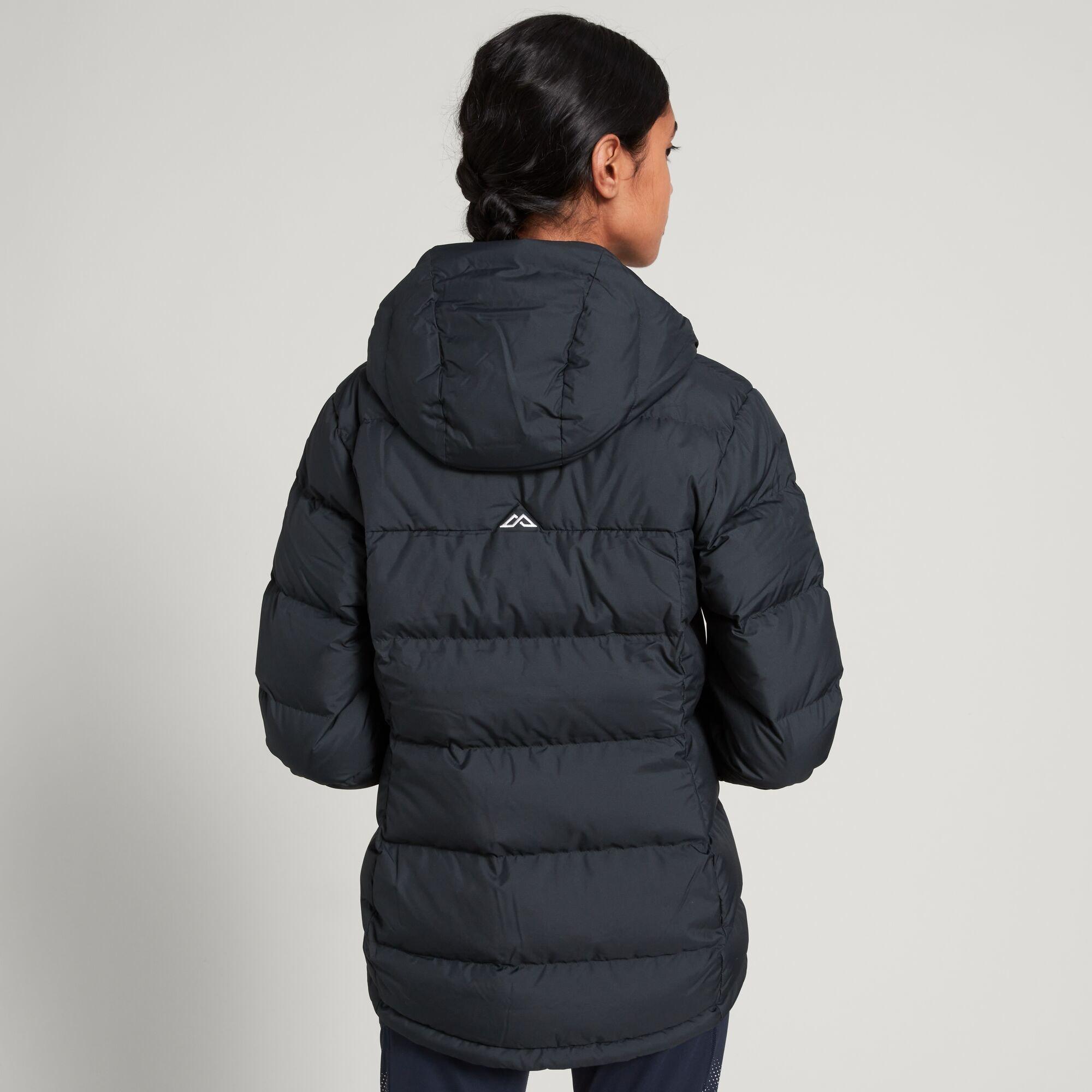 thumbnail 10 - NEW Kathmandu Epiq Womens Hooded Down Puffer 600 Fill Warm Outdoor Winter Jacket