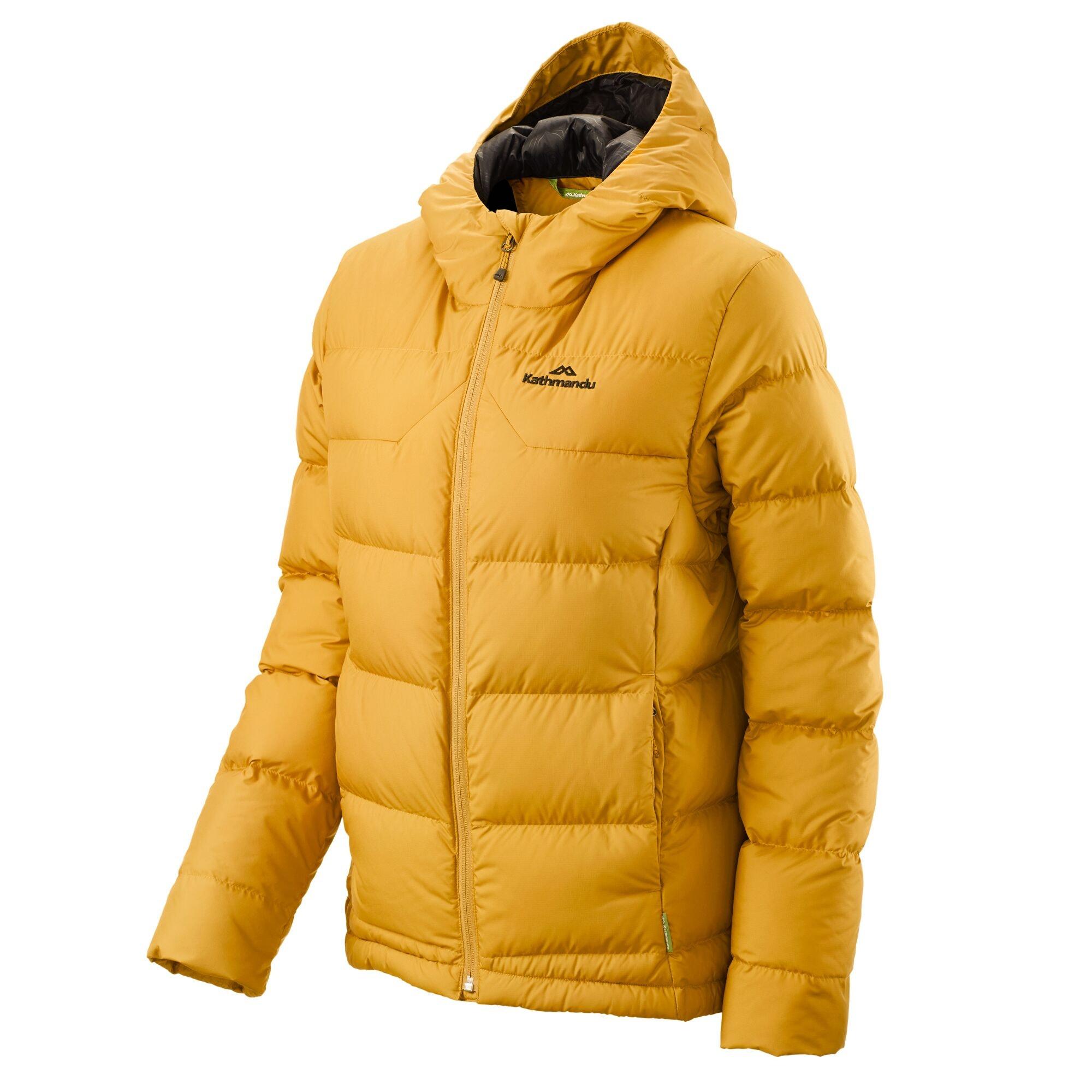 thumbnail 50 - NEW Kathmandu Epiq Womens Hooded Down Puffer 600 Fill Warm Outdoor Winter Jacket