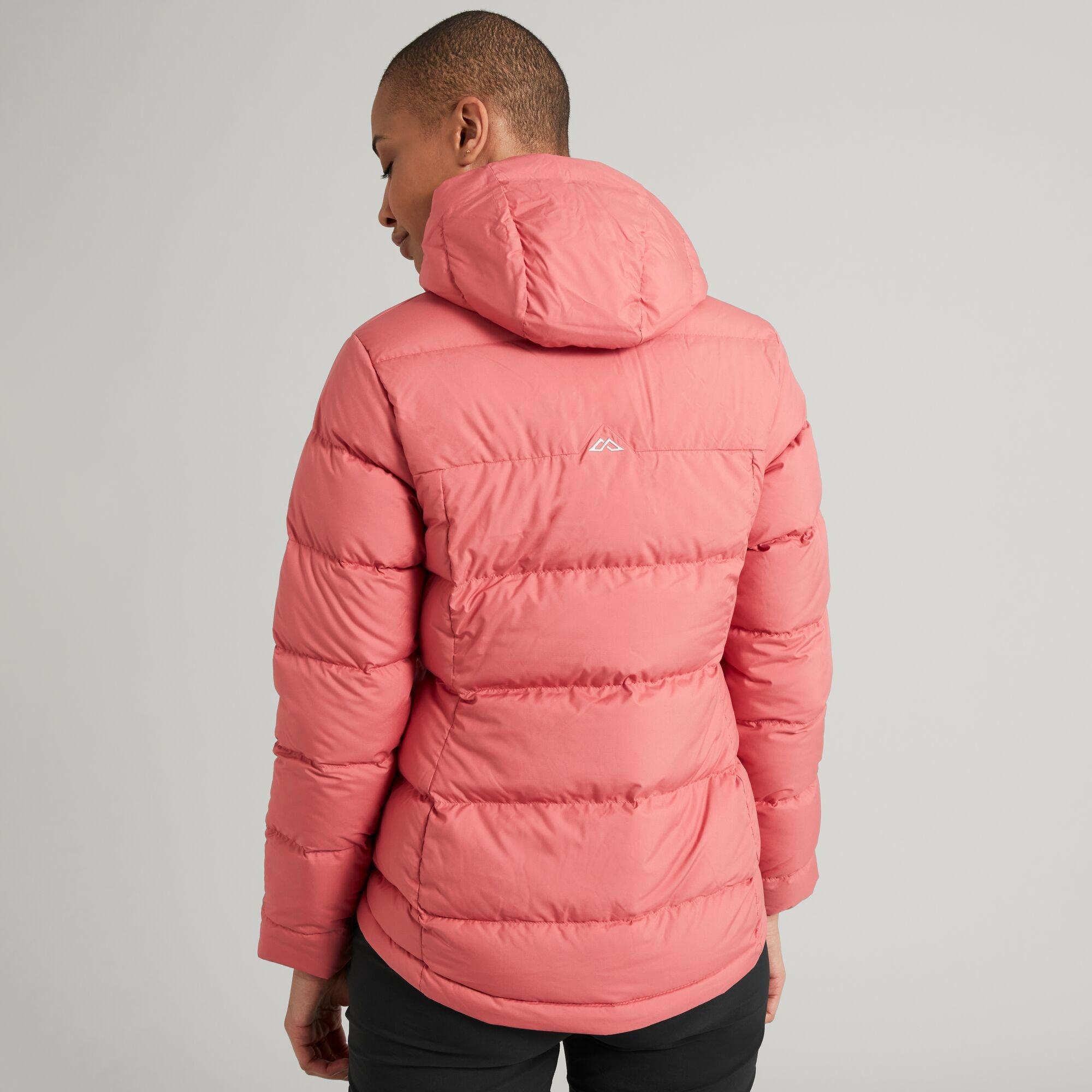thumbnail 31 - NEW Kathmandu Epiq Womens Hooded Down Puffer 600 Fill Warm Outdoor Winter Jacket