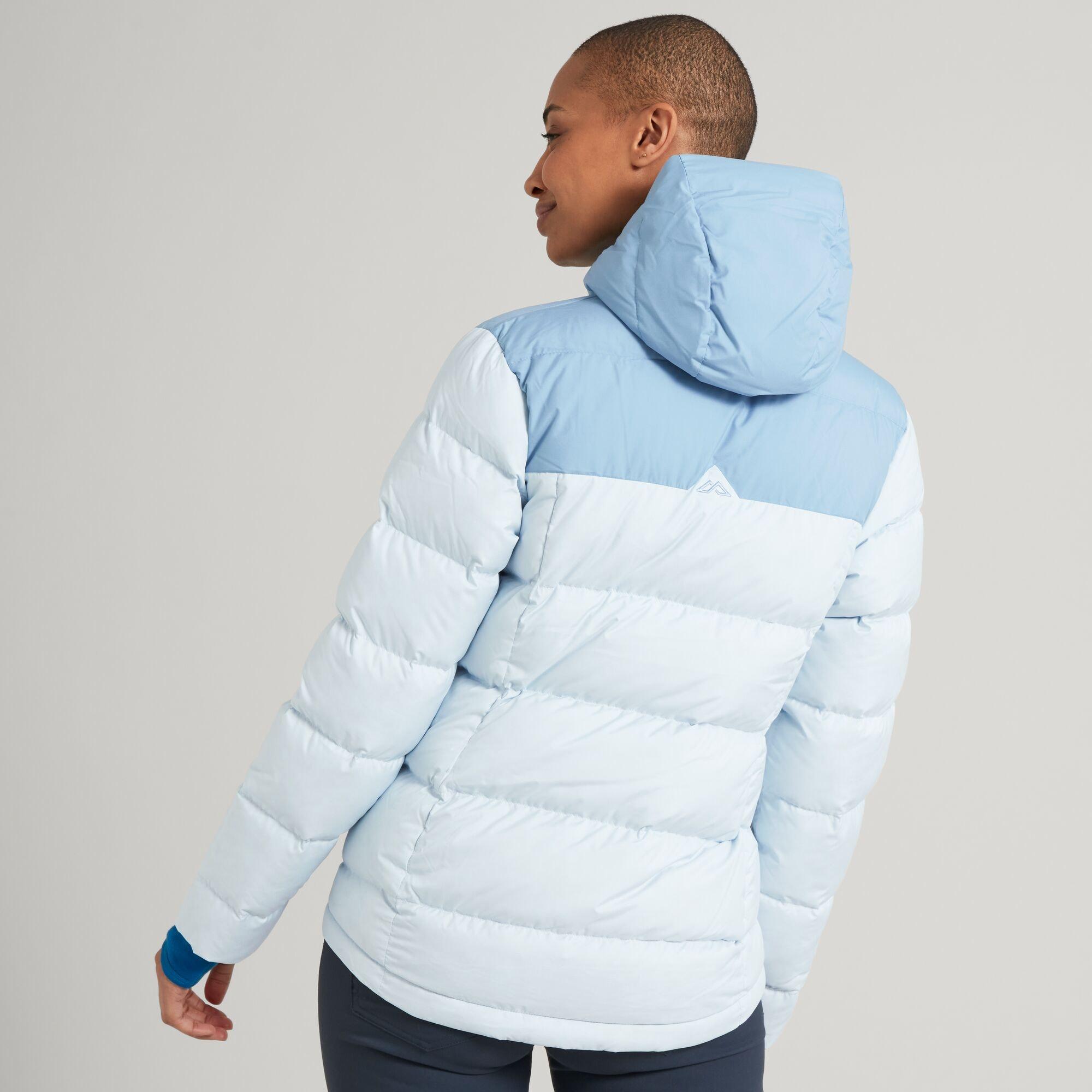 thumbnail 20 - NEW Kathmandu Epiq Womens Hooded Down Puffer 600 Fill Warm Outdoor Winter Jacket