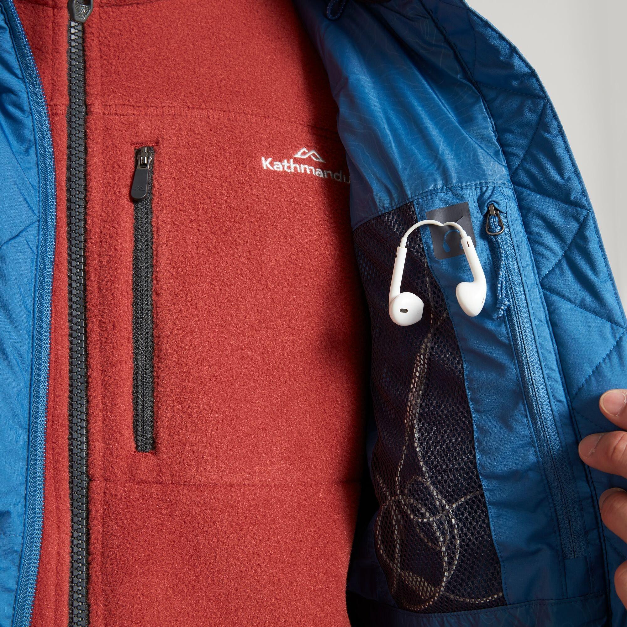 thumbnail 25 - NEW Kathmandu Epiq Mens 600 Fill Down Puffer Warm Outdoor Winter Jacket