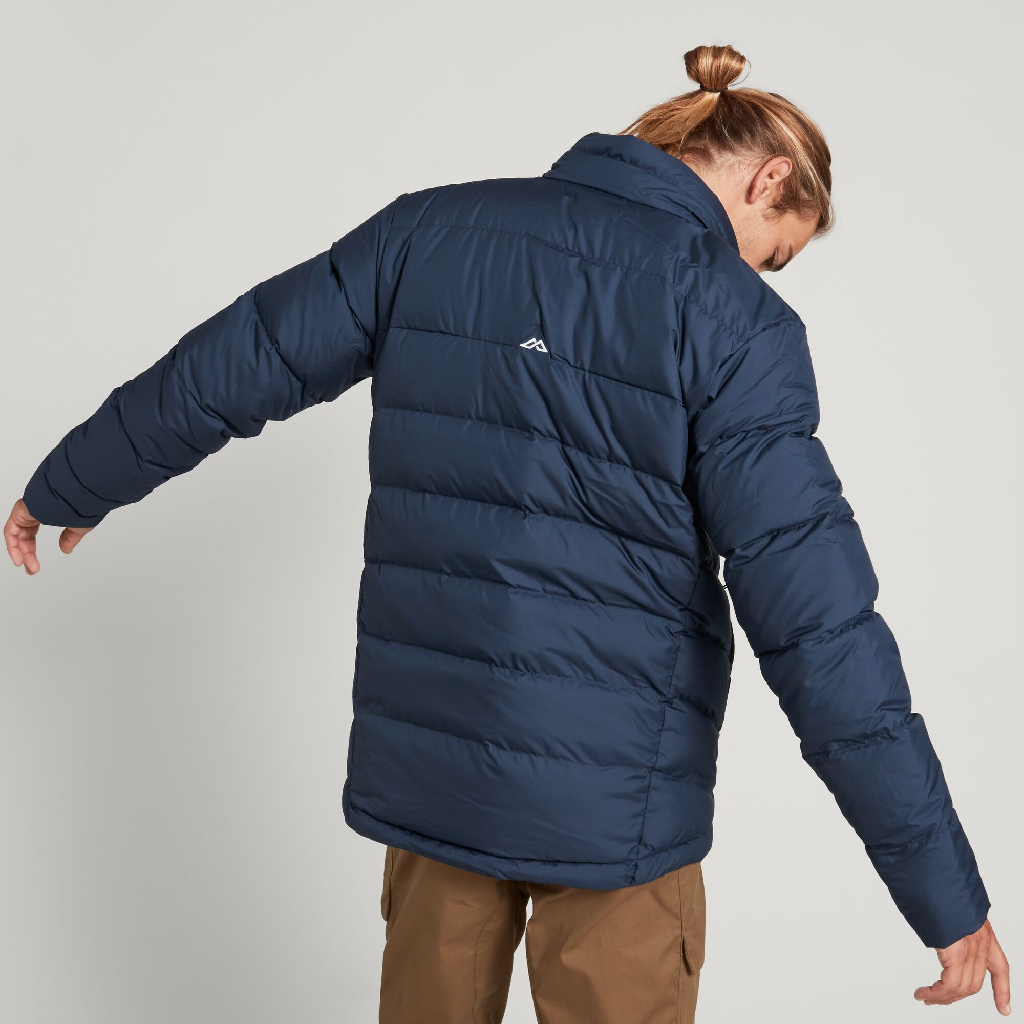 thumbnail 19 - NEW Kathmandu Epiq Mens 600 Fill Down Puffer Warm Outdoor Winter Jacket