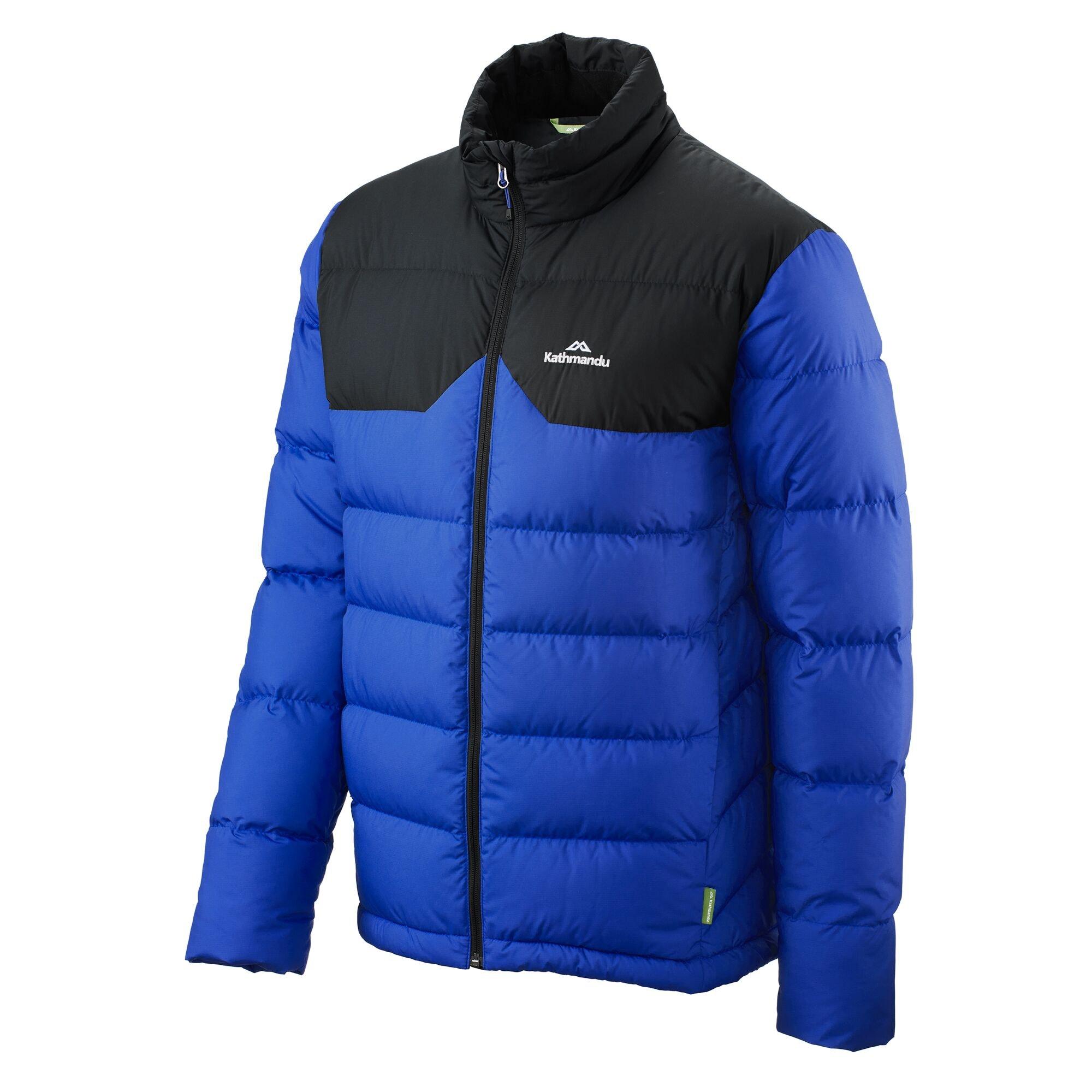 thumbnail 40 - NEW Kathmandu Epiq Mens 600 Fill Down Puffer Warm Outdoor Winter Jacket