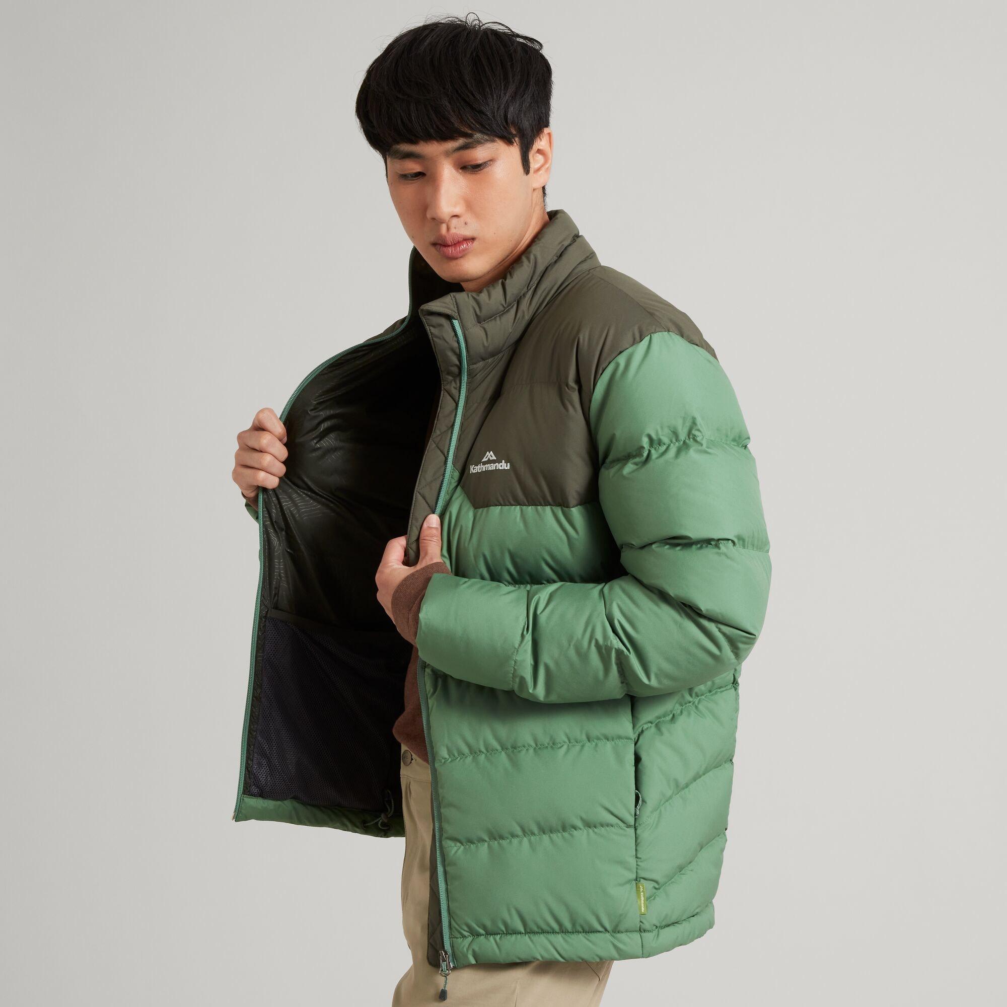 thumbnail 34 - NEW Kathmandu Epiq Mens 600 Fill Down Puffer Warm Outdoor Winter Jacket