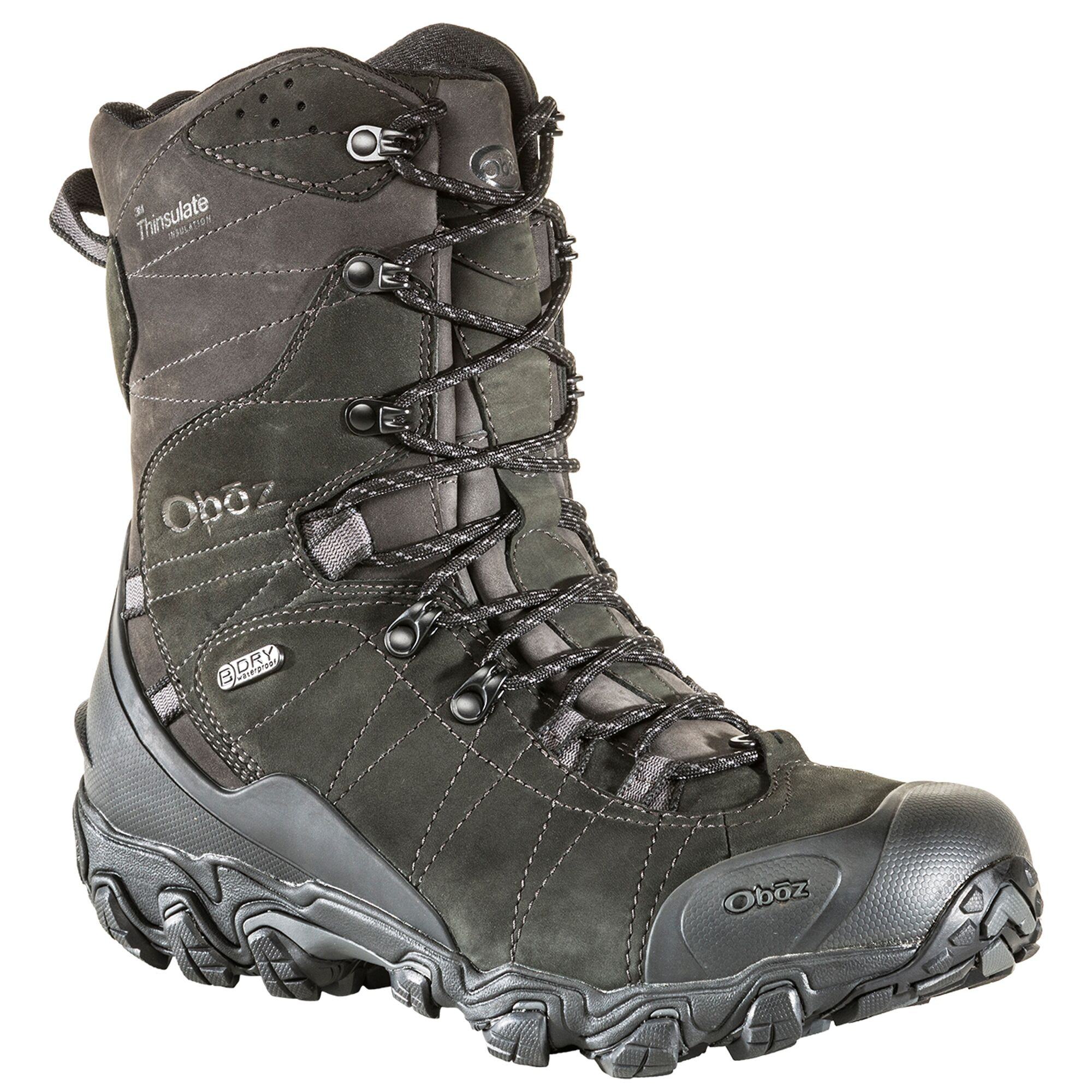 Bridger 10 inch B-DRY Insulated Boots