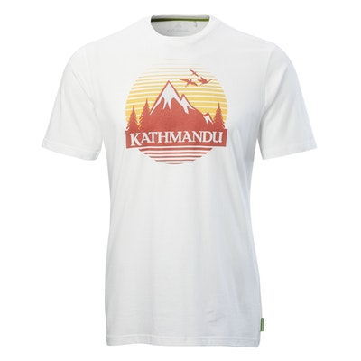 Retro Mountain Short Sleeve T-Shirt