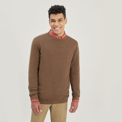 Federate Crew Knit Top