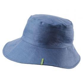 Awna Sun Hat - Denim Silver 436c6d01fcb