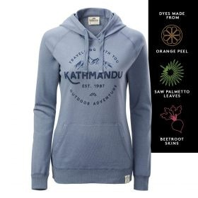 Earthcolours Women's Hooded Pullover