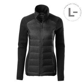 L-TRA Women's Hybrid Down Jacket