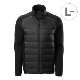 L-TRA Men's Hybrid Down Jacket