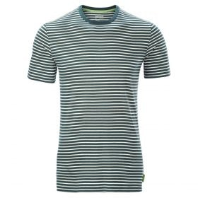 Chalk Stripe Men's Short Sleeve Crew T-Shirt