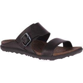 Merrell Around Town Women's Luxe Buckle Slide Sandals