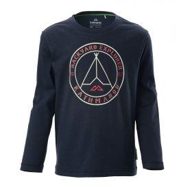 Logo Boy's Long Sleeve T-Shirt