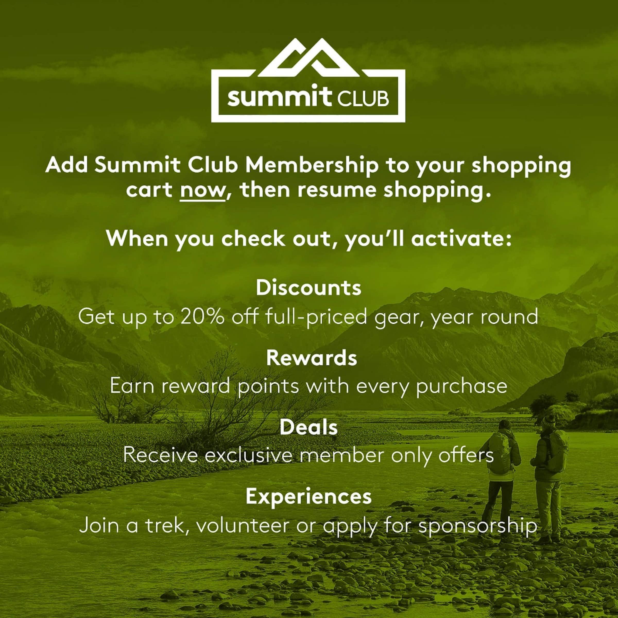 537a48520aa Summit Club Membership