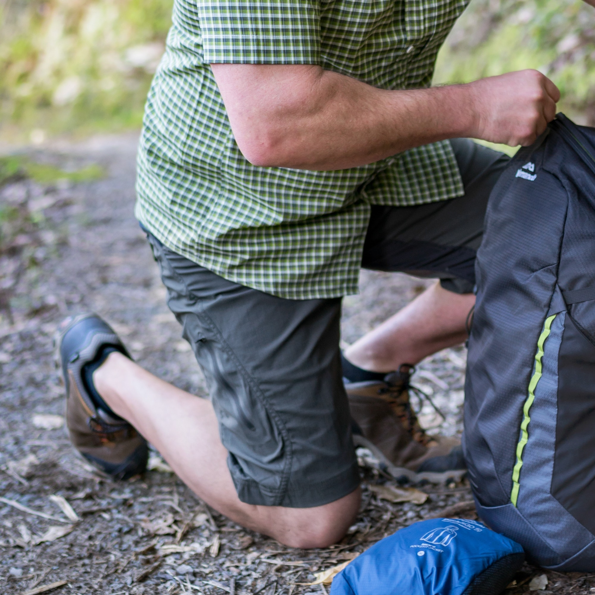 thumbnail 21 - NEW-Kathmandu-Aklo-Men-039-s-Walking-Hiking-Travel-Shorts-Pants-UPF-50-Protection