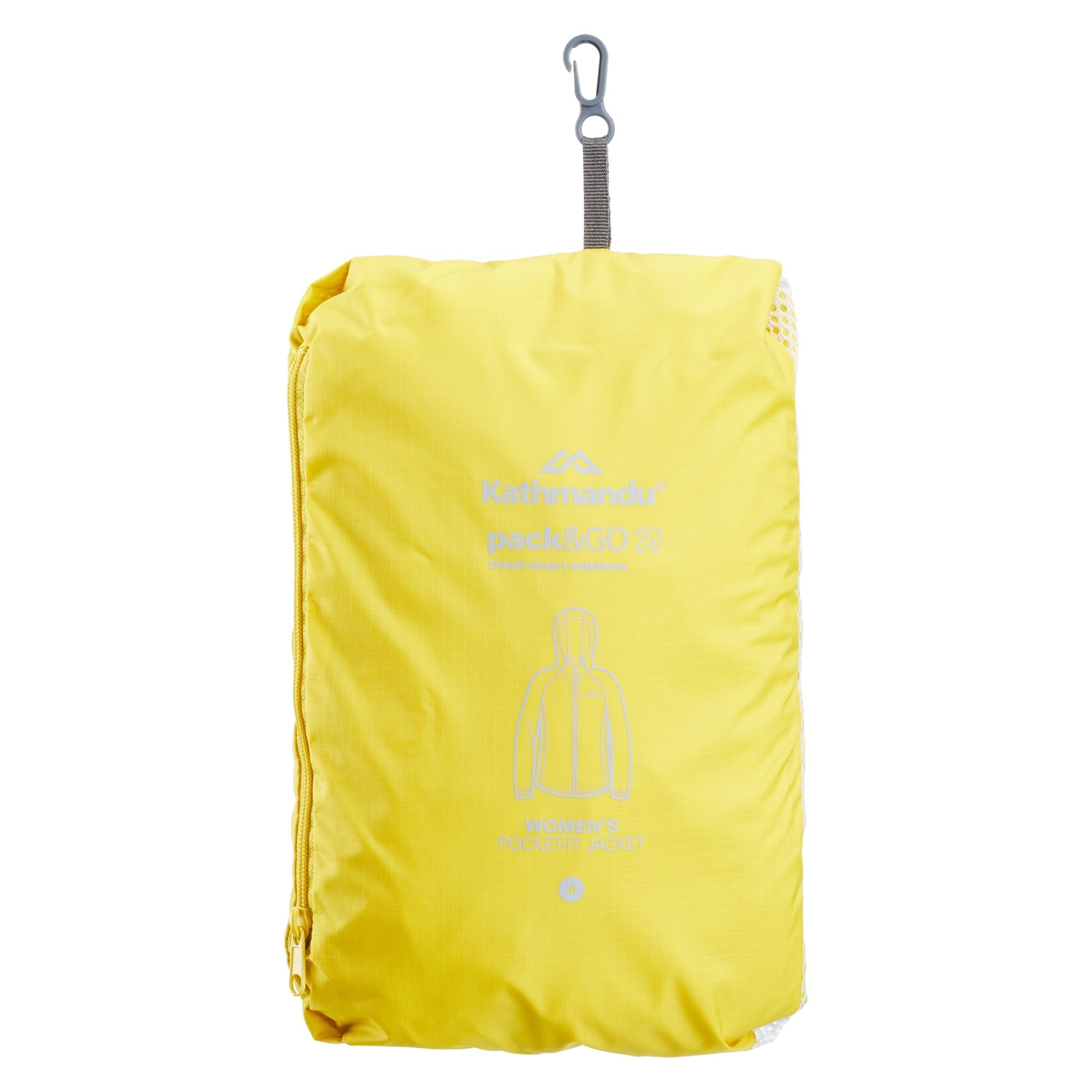 NEW-Kathmandu-Pocket-it-Women-039-s-Hooded-Water-Resistant-Packaway-Light-Rain thumbnail 35