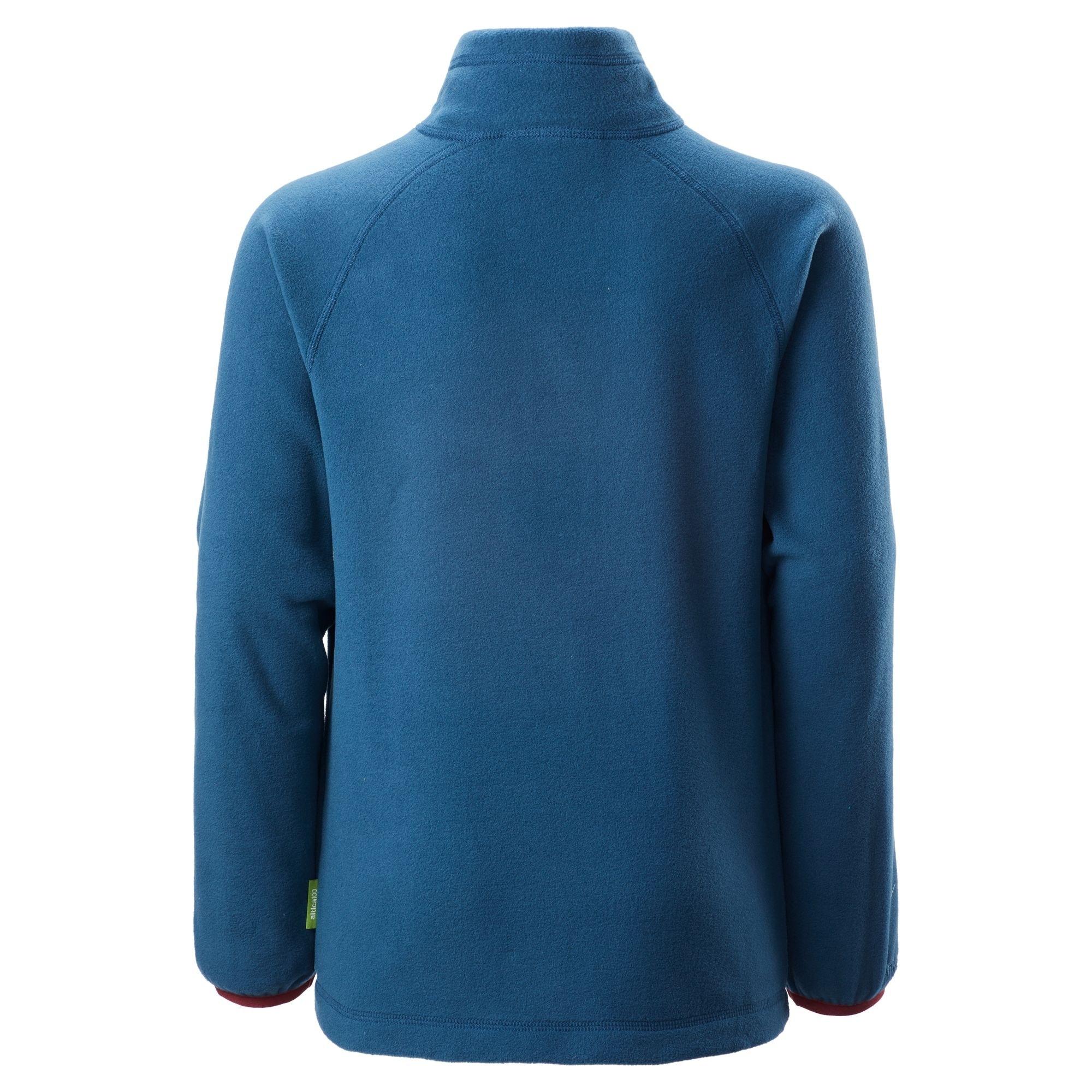 NEW-Kathmandu-Ridge-Kids-039-Girls-039-Boys-039-Warm-Fleece-Jacket-1-4-Zip-Pullover-Top thumbnail 21
