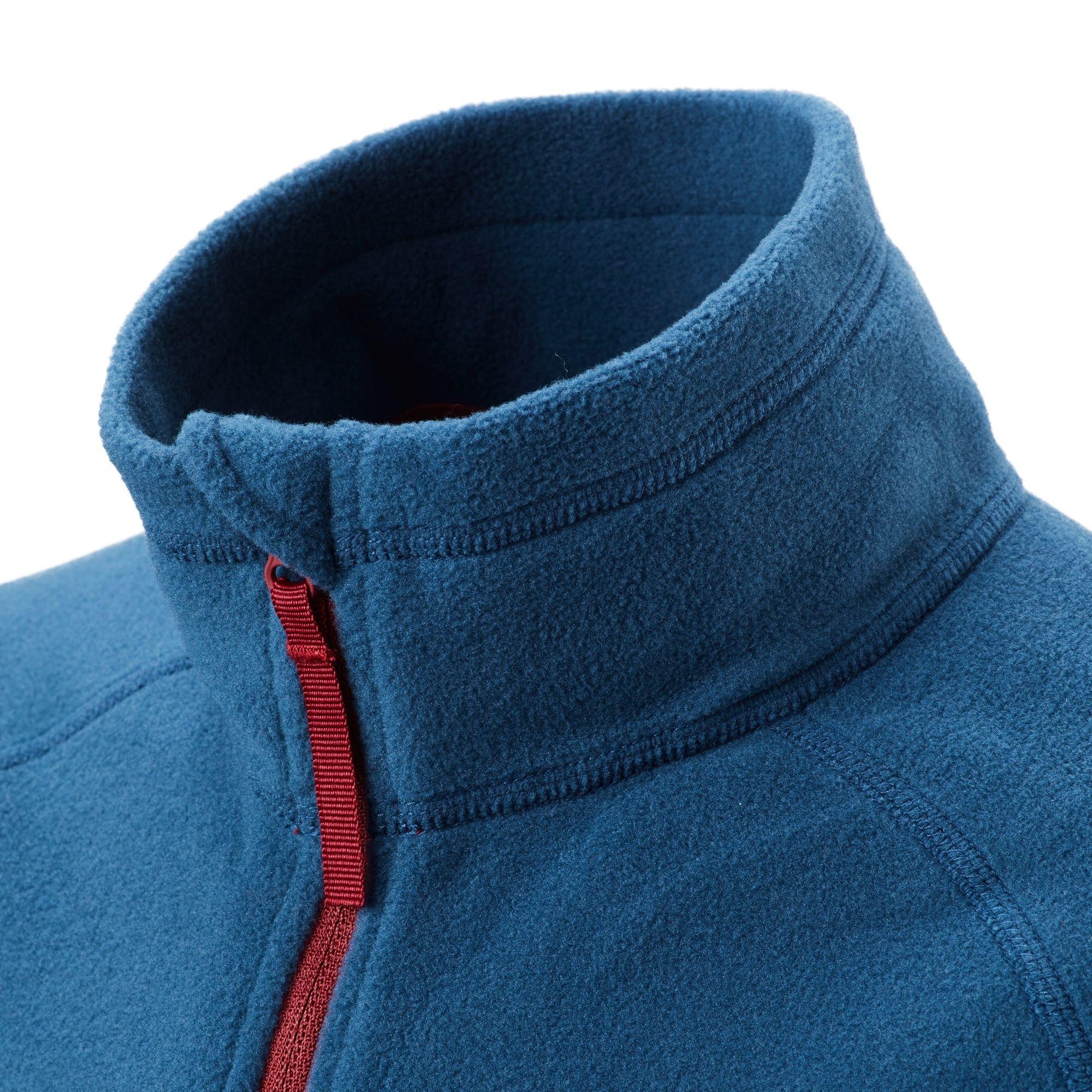 NEW-Kathmandu-Ridge-Kids-039-Girls-039-Boys-039-Warm-Fleece-Jacket-1-4-Zip-Pullover-Top thumbnail 23