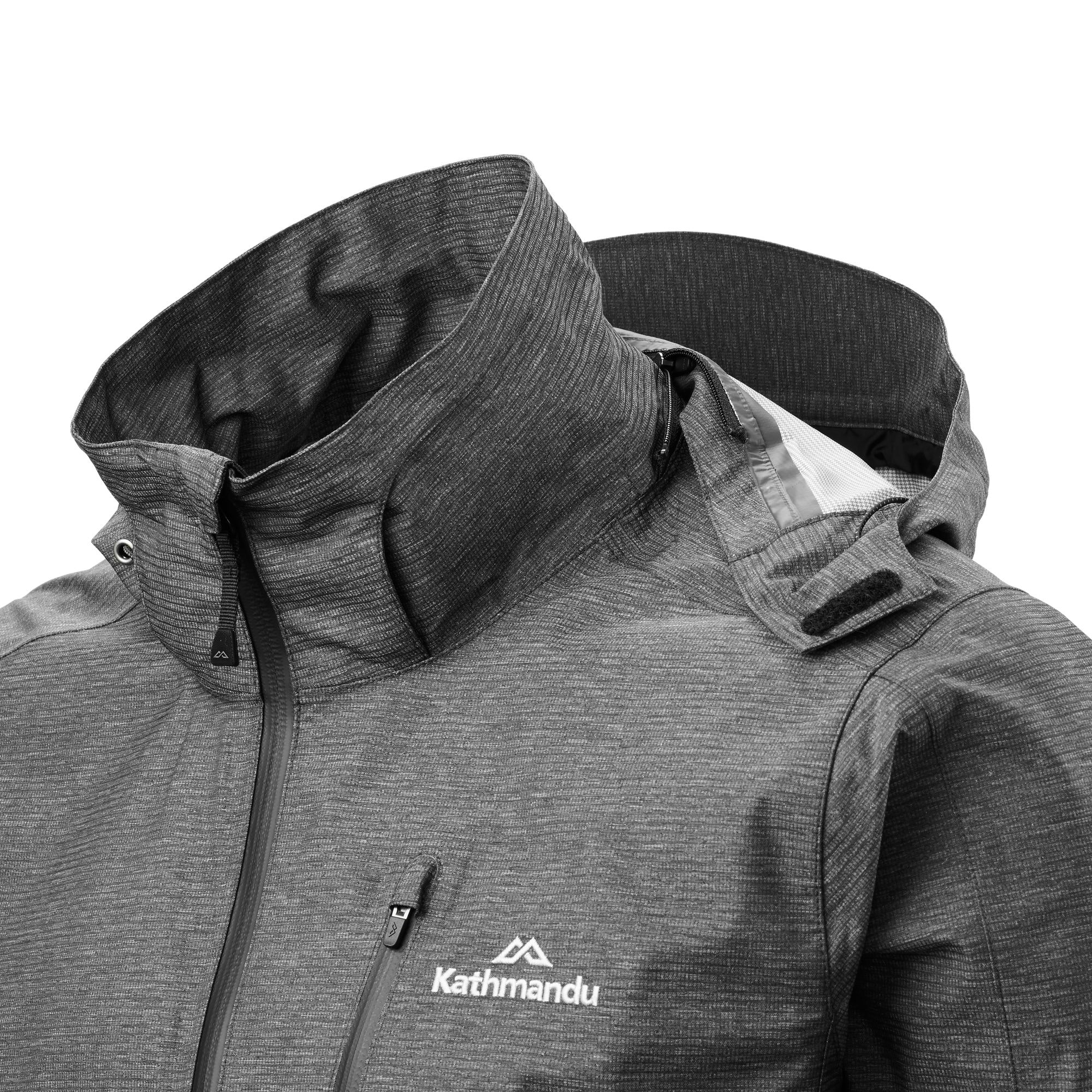NEW-Kathmandu-Lawrence-Men-039-s-ngx-Windproof-Waterproof-Outdoor-Rain-Jacket-v2 thumbnail 9