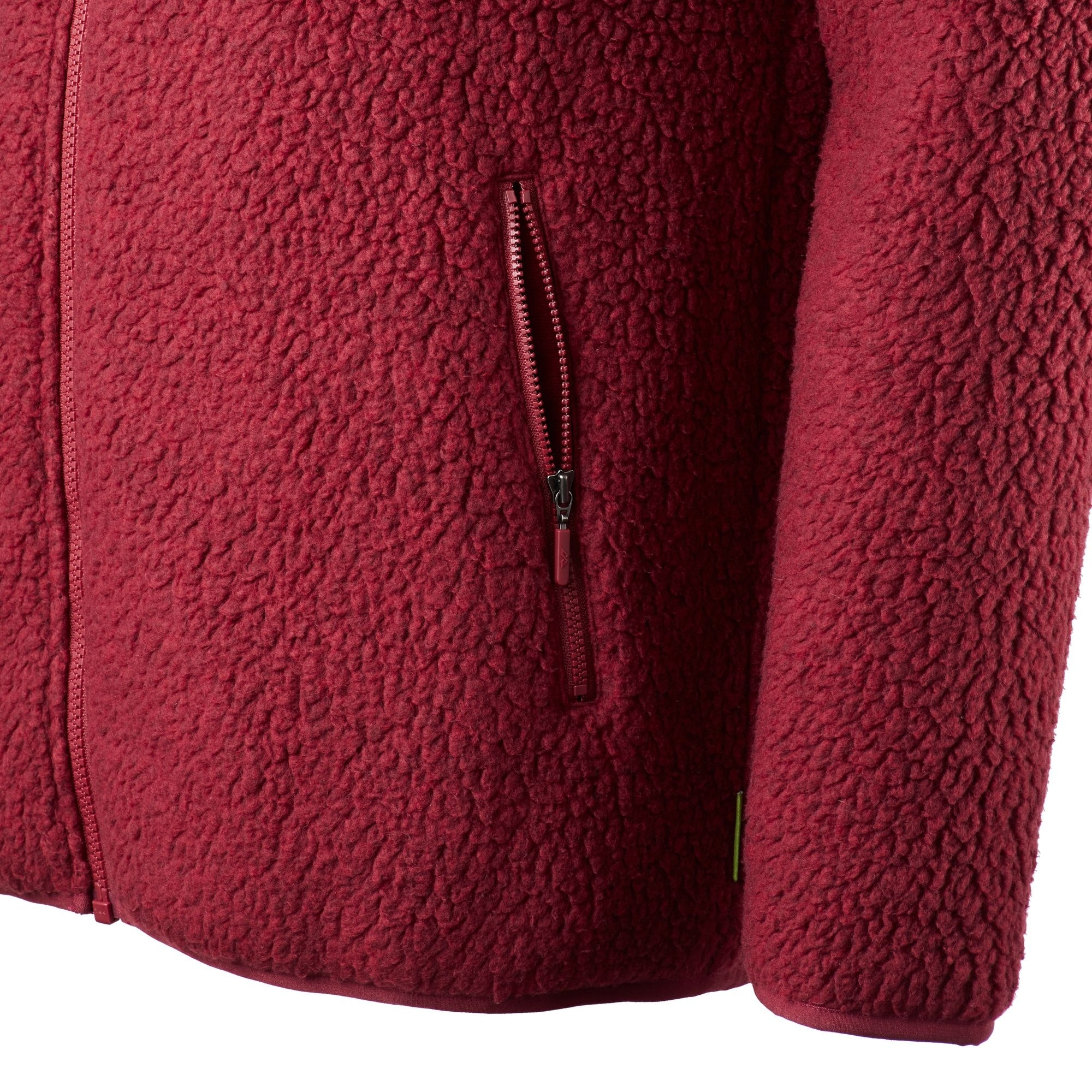 NEW-Kathmandu-Baffin-Island-Men-039-s-Full-Zip-Hooded-Warm-Outdoor-Fleece-Jacket thumbnail 20