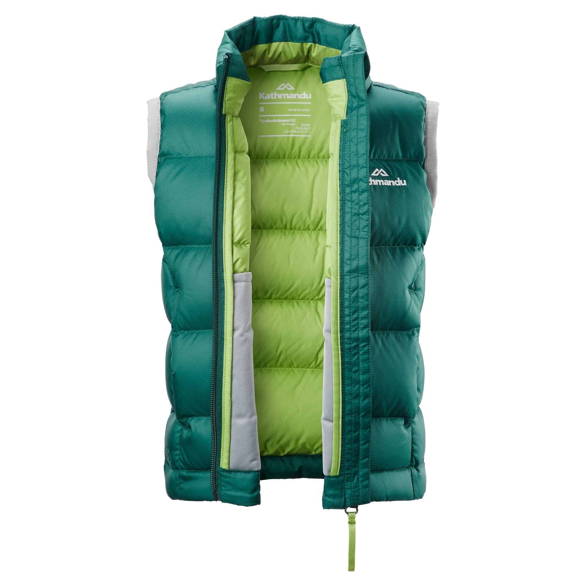 NEW-Kathmandu-Elcho-Kids-039-Boys-039-Girls-039-Warm-Winter-Outdoor-Duck-Down-Puffer-Vest thumbnail 18