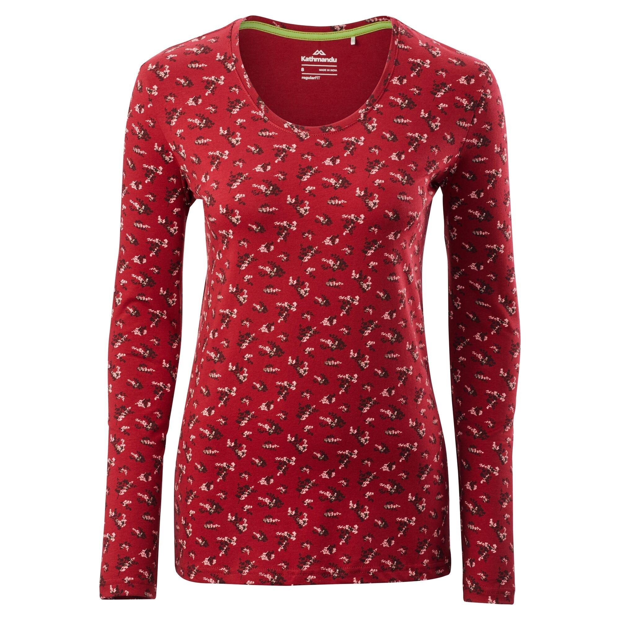 69782cce51294 Mini Spring Blossom Women's Long Sleeve T-Shirt