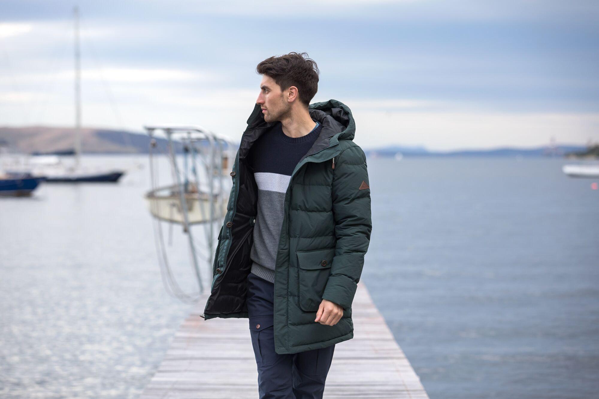 8be7111f0 How to choose a down jacket